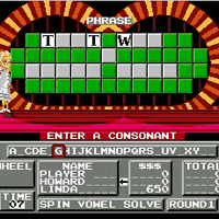 Wheel of Fortune - Family Edition Screenshot 1